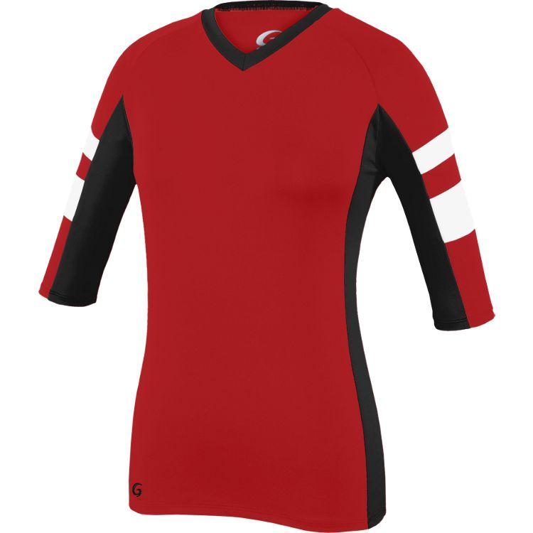 1/2 Sleeve Blocker Jersey