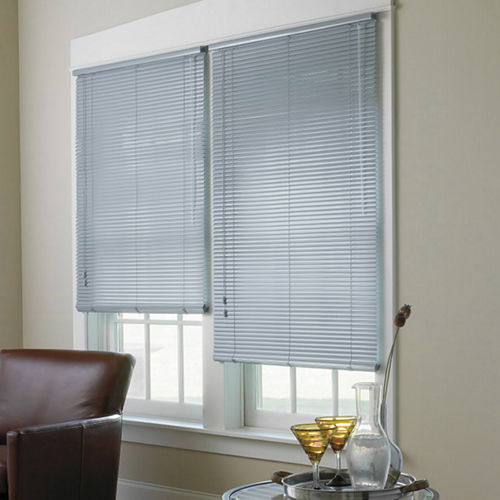 JCPenney Home™ 1 High-Gloss Vinyl Horizontal Blinds