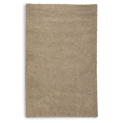jcpenney home renaissance washable shag rectangular rug