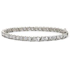 DiamonArt® Cubic Zirconia Tennis Bracelet