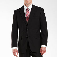 Adolfo® Black Stripe Suit Jacket