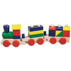 Melissa & Doug® Stacking Train