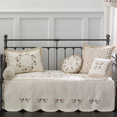 Home Expressions™ Lynette Embroidered Daybed Cover & Accessories