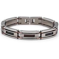 Men's Link Bracelet Stainless Steel
