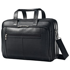 Samsonite® Leather Business Case