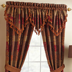Croscill Classics® Catalina Red Valance