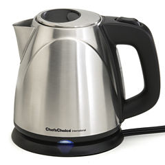 ChefsChoice 1-qt. Cordless Electric Kettle 673