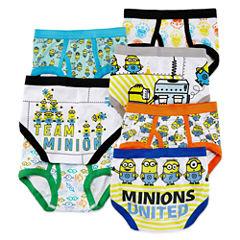 Minions 7-pk. Briefs - Toddler Boys 2t-4t