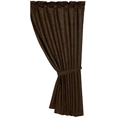 Hiend Accents Rod-Pocket Curtain Panel