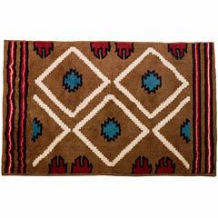 Hiend Accents Navajo Bath Rug
