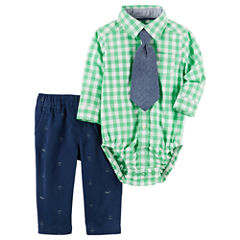 Carter's 3-Piece Boy Dress Up Set