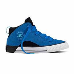 Converse Chuck Taylor All Star Street Mid Boys Sneakers - Little Kids/Big Kids