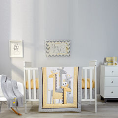Nojo 4-pc. Crib Bedding Set
