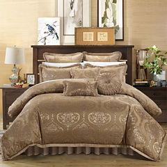 Chic Home Como 9-pc. Jacquard Comforter Set