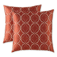 JCPenney Home™ Ogee 2-Pack Decorative Pillows