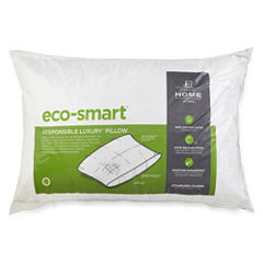 JCPenney Home Eco Smart Down Alternative Medium Pillow