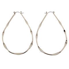 Natasha Accessories Hoop Earrings