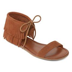 Mia Girl® Nenita Fringe Sandals