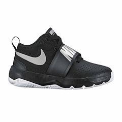 Nike Team Hustle D Boys Basketball Shoes - Little Kids
