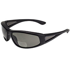 BluWater Babe 2 Blk Frame with Gray Polarized Bifocal 2.0 Lens