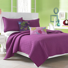 Q by Queen Street® Catori Coverlet & Accessories