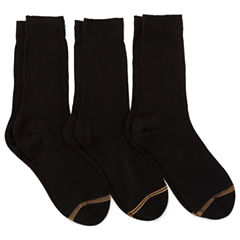 Gold Toe® 3-pk. Microfiber Dress Socks - Boys