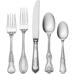 Wallace® Hotel 77-pc. Luxury Flatware Set