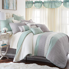24PC COMFORTER SETS PALASIDES QUEEN