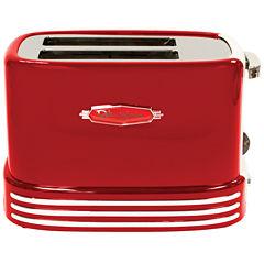Nostalgia RTOS200 Retro Series 2-Slice Bagel Toaster