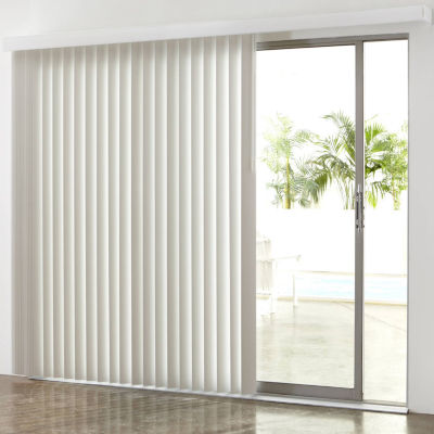 Genial Sliding Glass Door Vertical Blinds Vertical Blinds Door Curtains For Window    Jcpenney