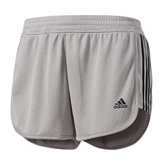 Adidas 3 Stripes Workout Shorts