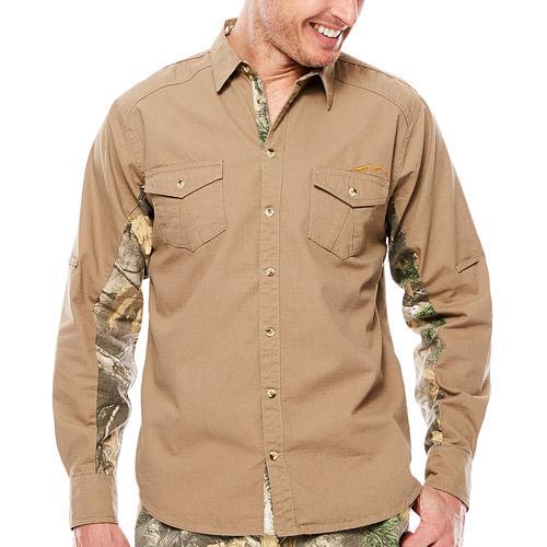 Realtree® Ripstop Long-Sleeve Shirt