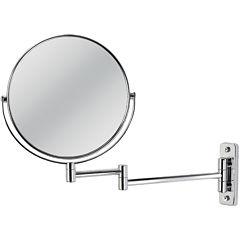 Cosmo Extendible Wall-Mount 5x Magnifying Mirror