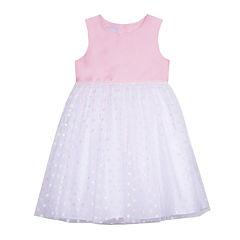 Marmellata Sleeveless Party Dress - Toddler Girls