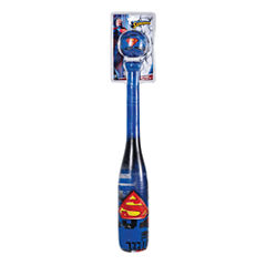 Franklin Sports Soft Sport Superman Bat & Ball Set