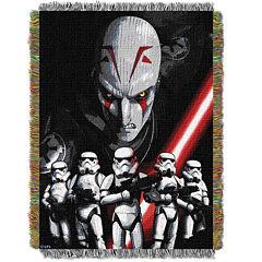 Star Wars Storm Trooper Tapestry Throw