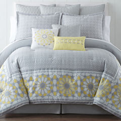 Eva Longoria Home Mireles 4-pc. Comforter Set