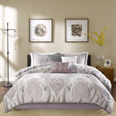 comforter set - Purple Comforters