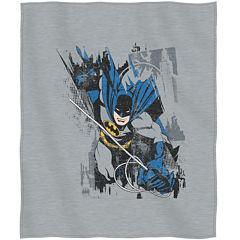 Batman Sweatshirt Throw