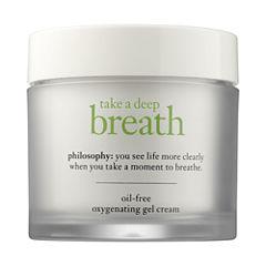 philosophy Take a Deep Breath Oil-Free Oxygenating Gel Cream
