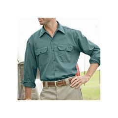 Dickies® Long-Sleeve Work Shirt