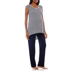 Spencer Maternity Nursing Top and Pants Set