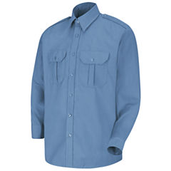 Horace Small Long Sleeve Button-Front Shirt