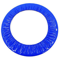 Upper Bounce 40Inch Mini Round Trampoline Replacement Safety Pad -Spring Cover  for 6 Legs