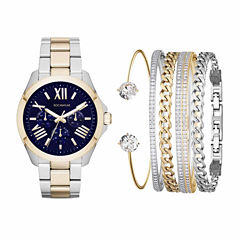 Rocawear Womens Blue 6-pc. Watch Boxed Set-Rlst1958s329-298