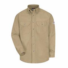 Bulwark® Uniform ComforTouch™ Dress Shirt - Big & Tall