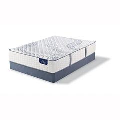 Serta® Perfect Sleeper® Elite Whitepond Luxury Firm - Mattress + Box Spring