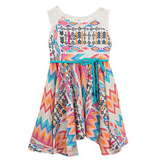Rare Editions Sleeveless Sundress - Toddler Girls