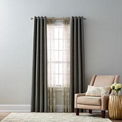 Studio McKenna & Royal Velvet Cholet Curtain Panels