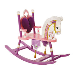 Levels of Discovery® Princess Rocking Horse